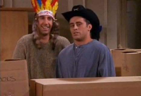 The 15 Most Hilarious Friends Bloopers Ever