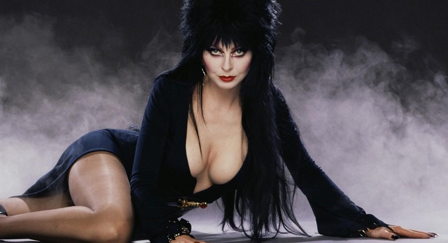 Elvira mistress of the dark tits