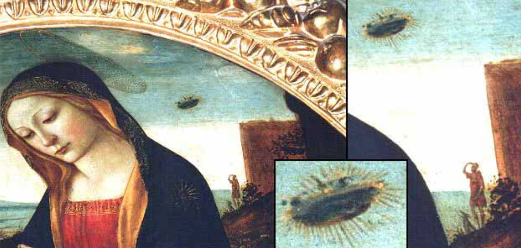 15 ufo pictures that prove aliens have been around for ages