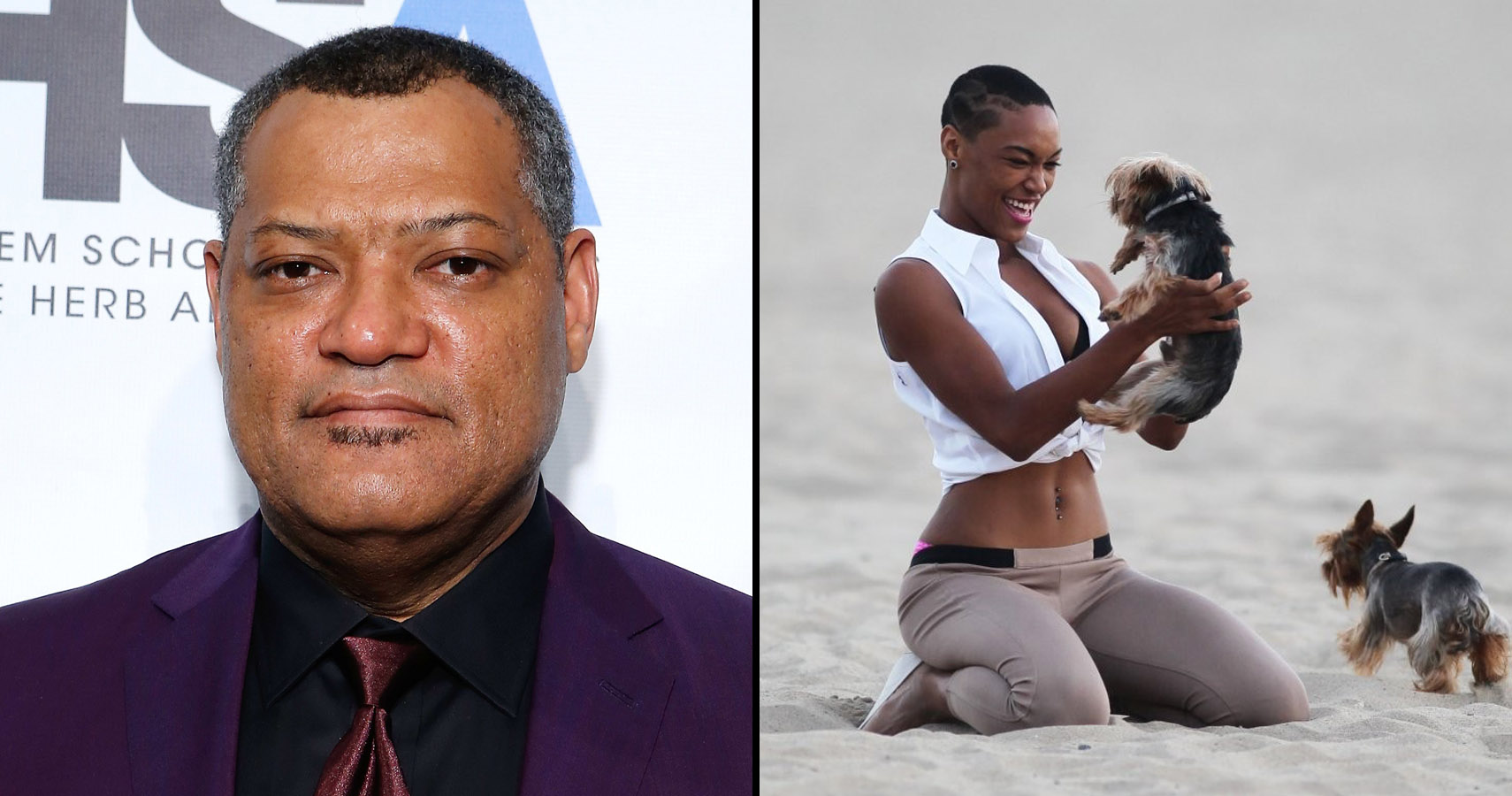 laurence fishburne daughter porn video