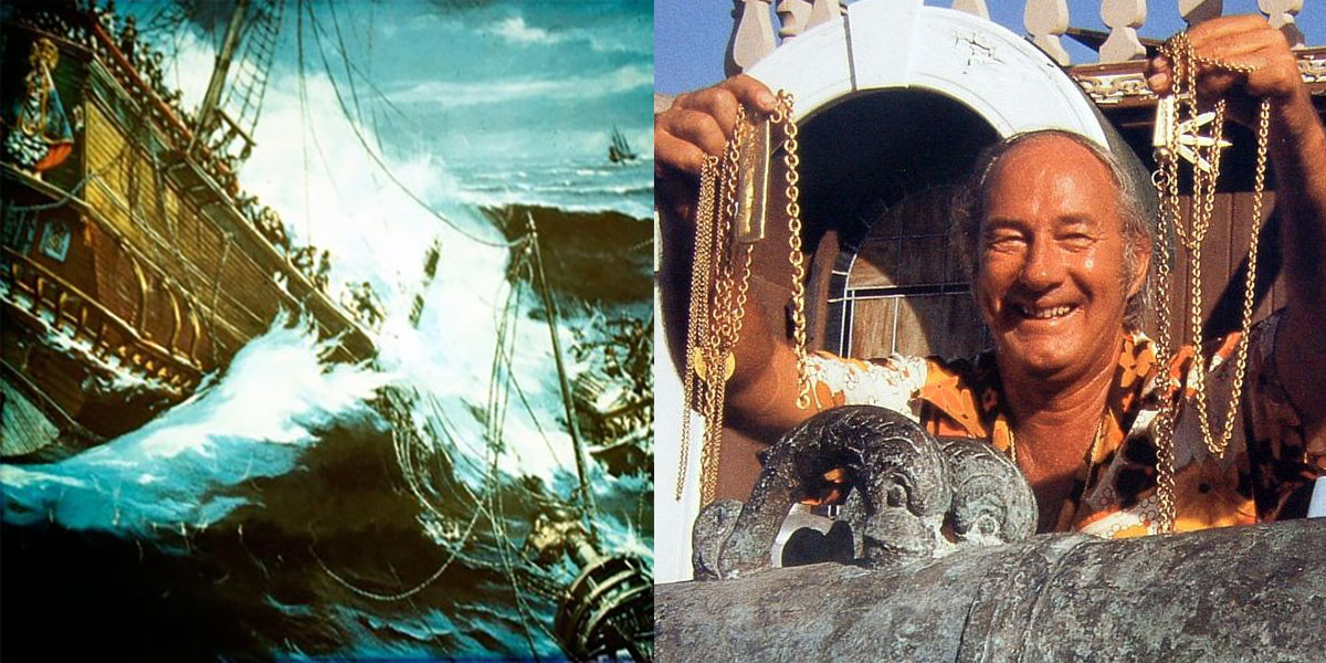 15 Lost Treasures People Actually Found