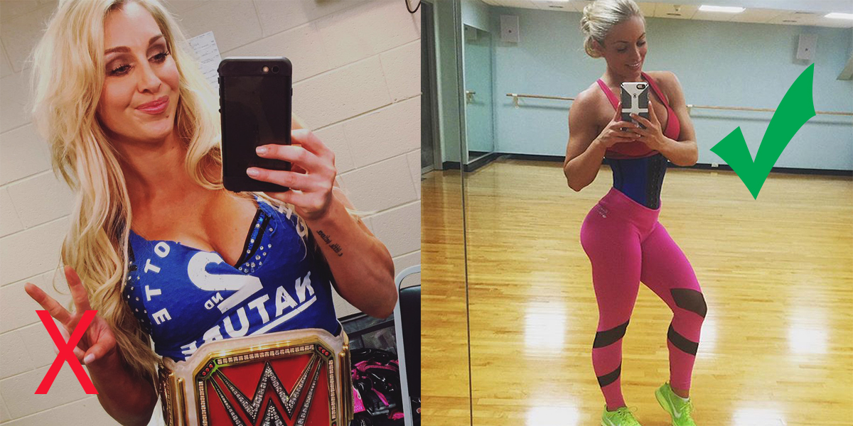 15 Photos That Prove Nxt S Women Are Hotter Than Wwe S