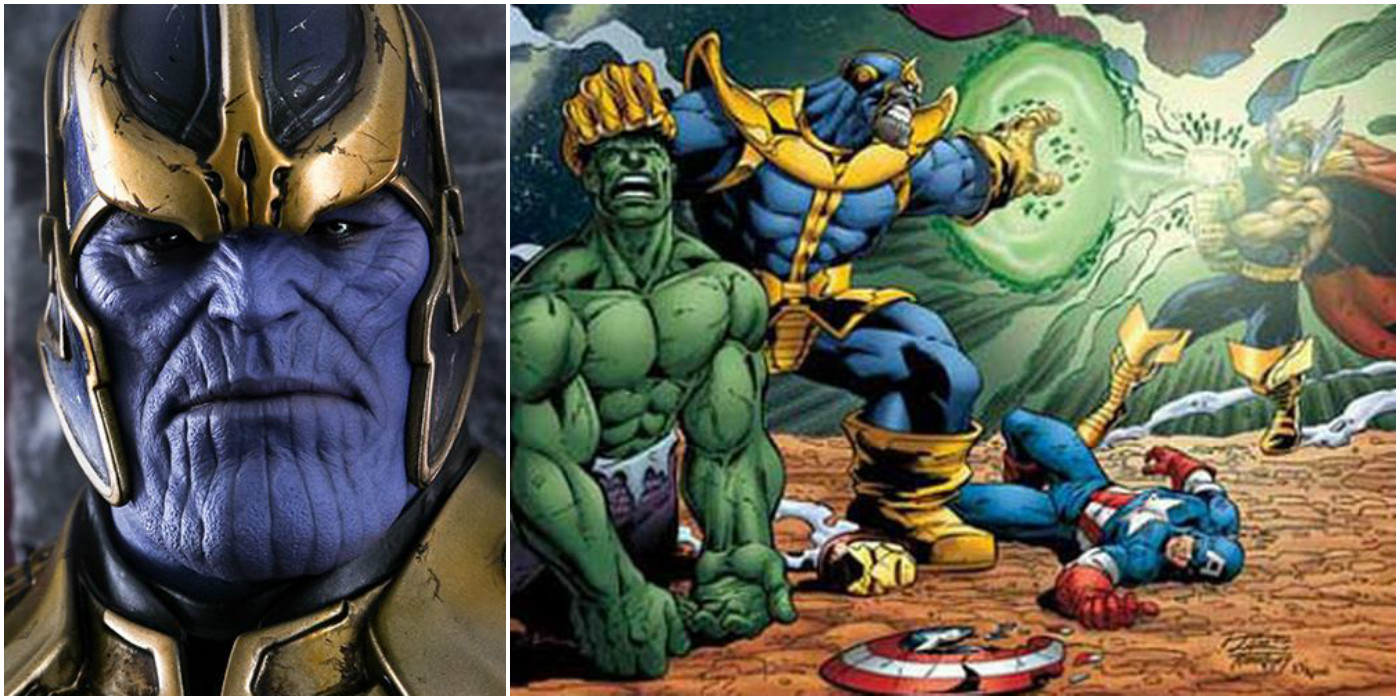 15 things you didnt know about marvels thanos