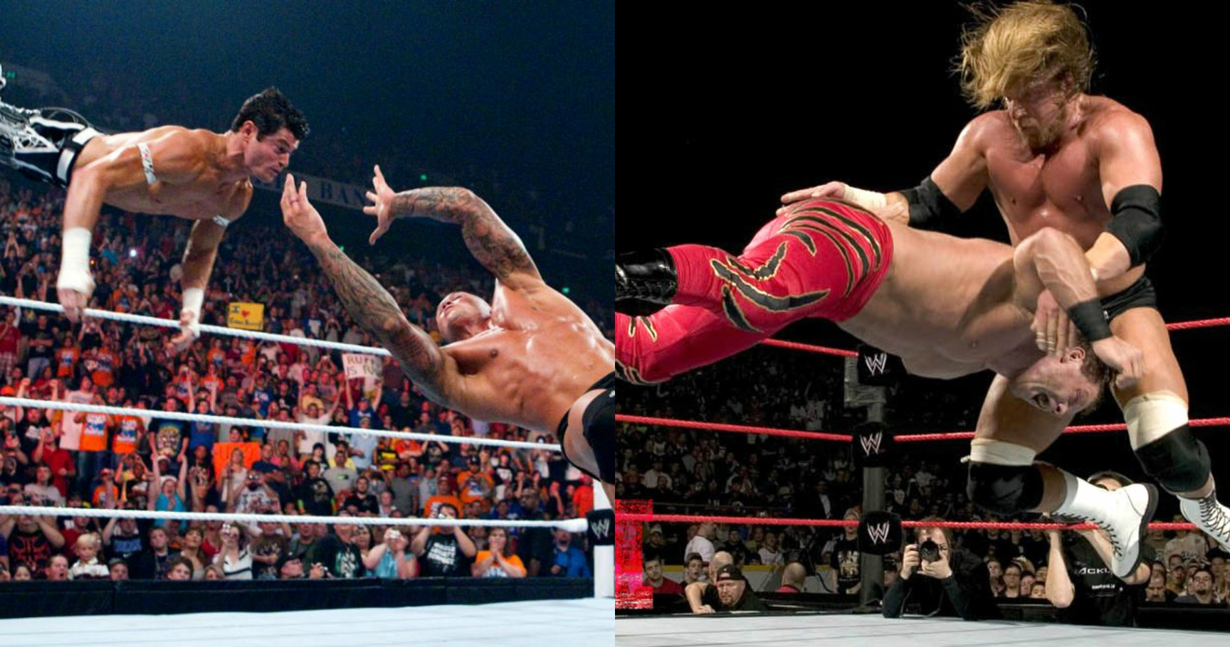 15 popular wrestling moves you really shouldn u0027t try at home