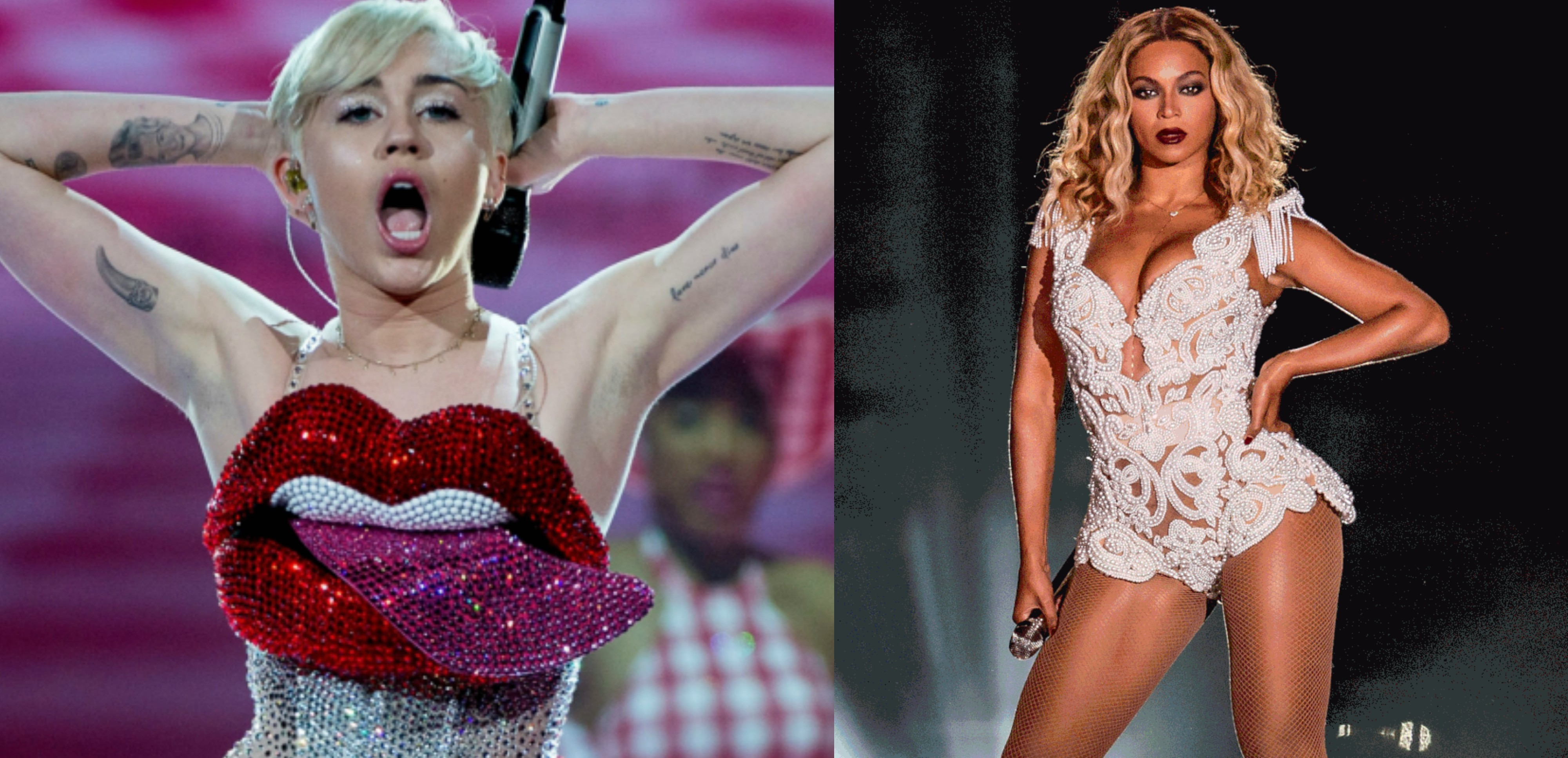 15 Hot Singers Who Like To Bare It All On Stage