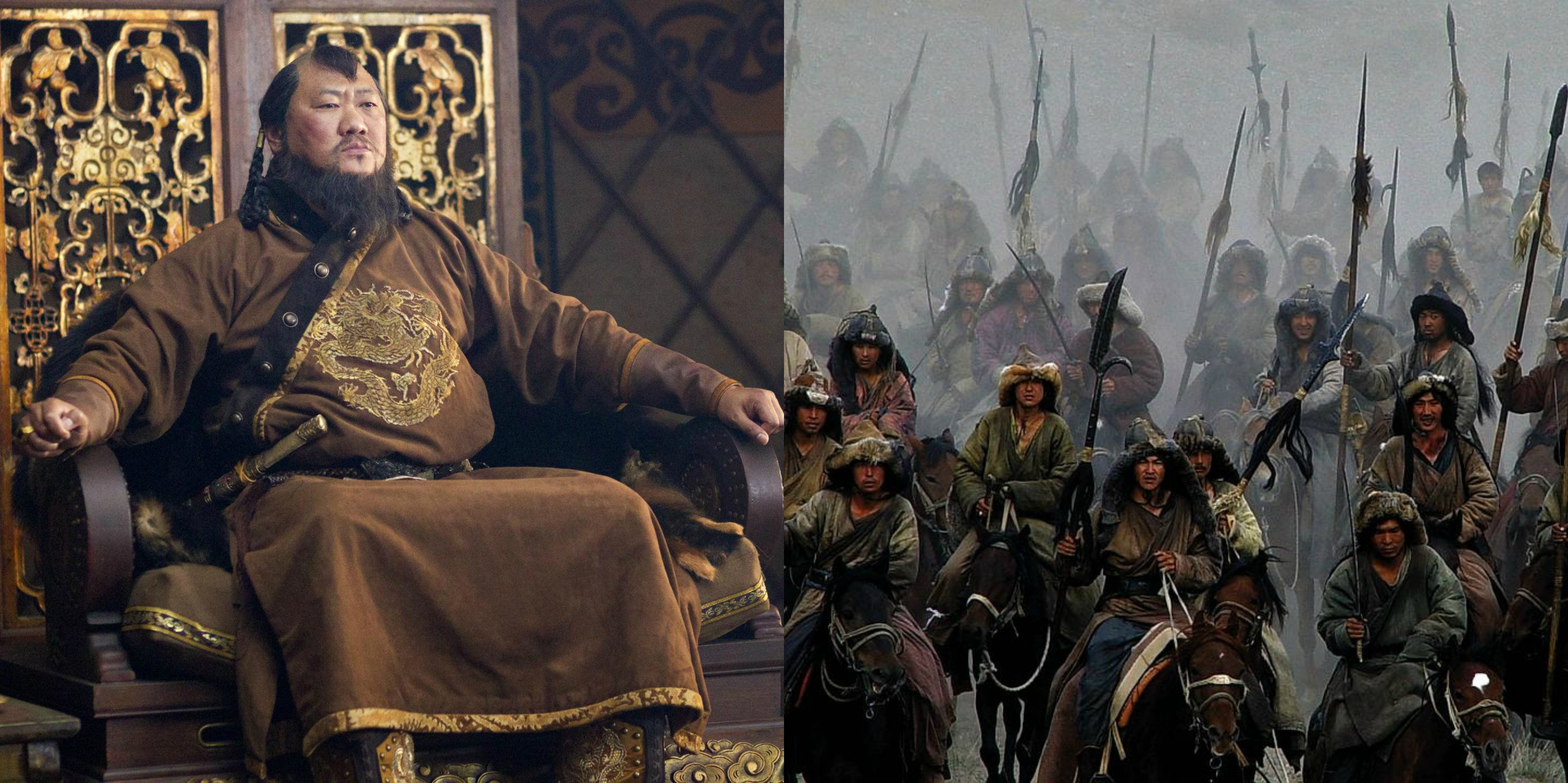 the life of the legendary mogul genghis khan Genghis khan or temüjin borjigin (/ ˈ ɡ ɛ ŋ ɡ ɪ s ˈ k ɑː n, ˈ dʒ ɛ ŋ-/ mongolian: чингис хаан, çingis hán [t͡ʃʰiŋɡɪs xaːŋ] ( listen)) (also transliterated as chinggis khaan born temüjin, c 1162 – august 18, 1227) was the founder and first great khan of the mongol empire, which became the largest contiguous empire in history after his death.