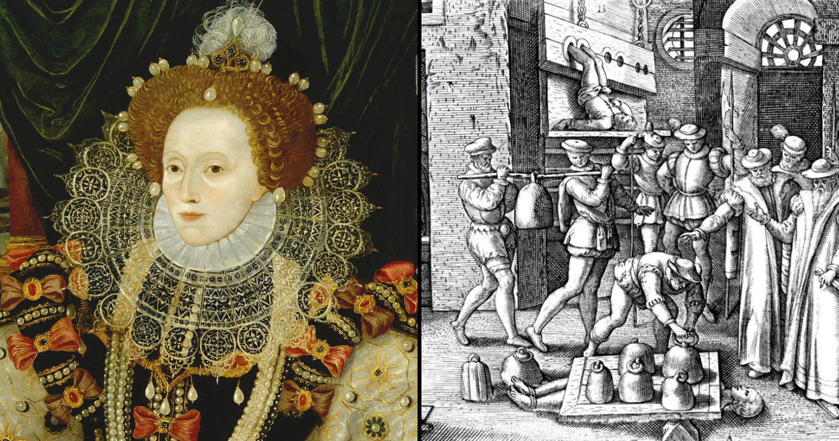 15 shocking facts about elizabeth i the infamous virgin