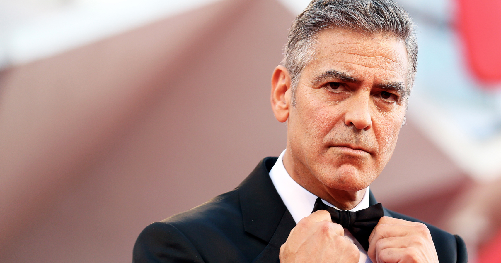 Is George Clooney The Most Handsome Man Alive?
