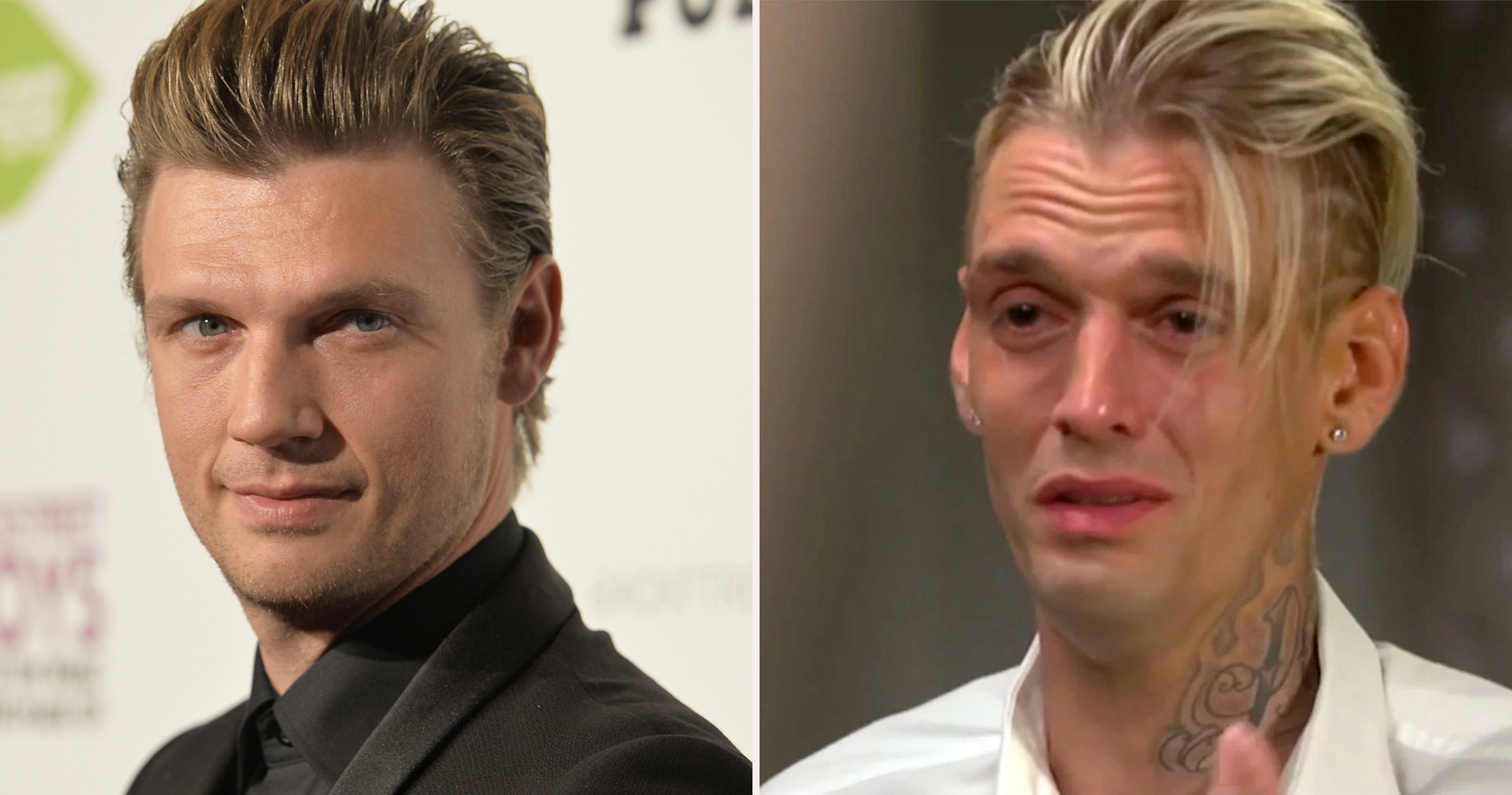 Aaron and Nick Carter May Never Reconcile