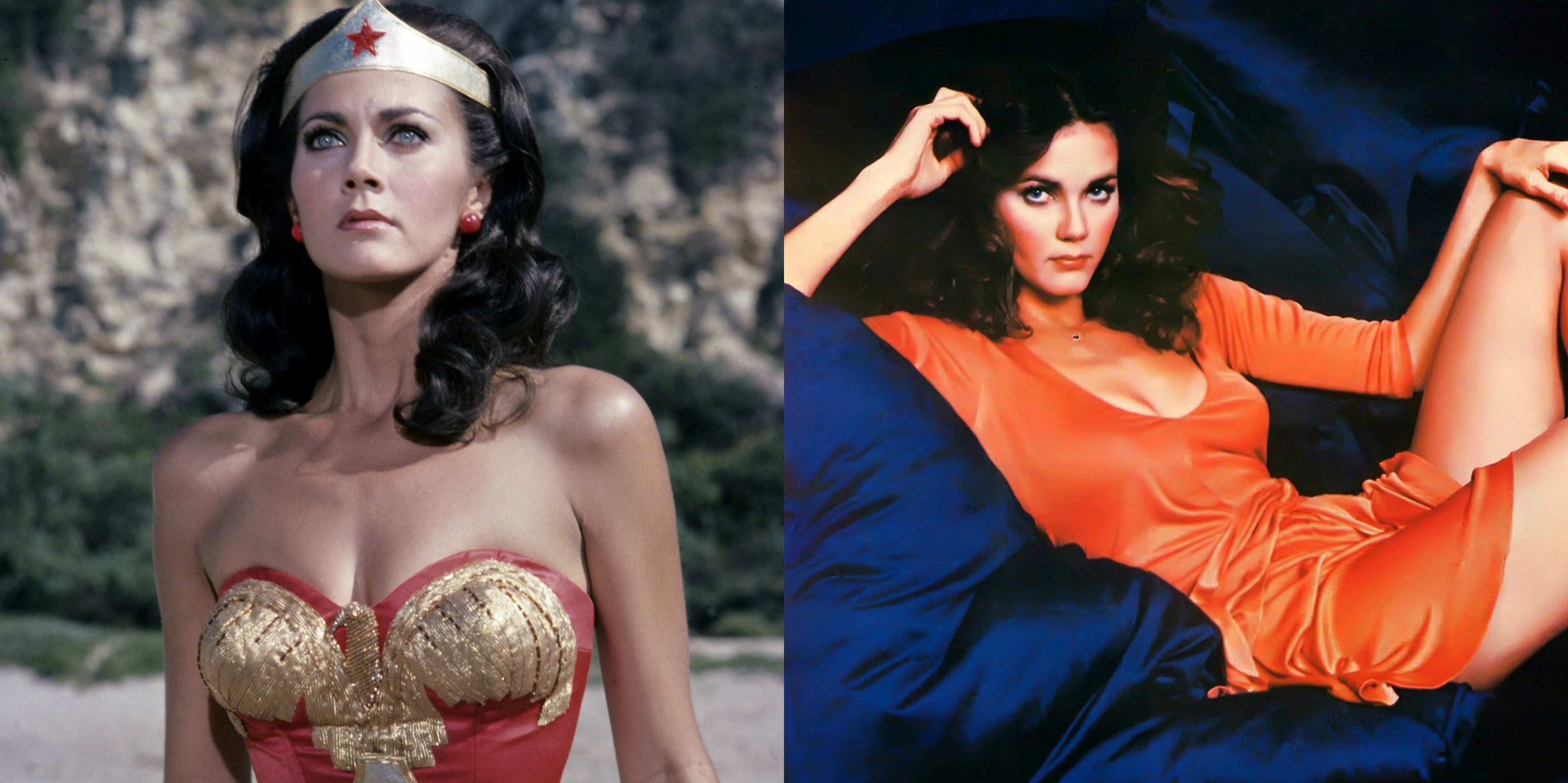 Wonder woman lynda carter topless