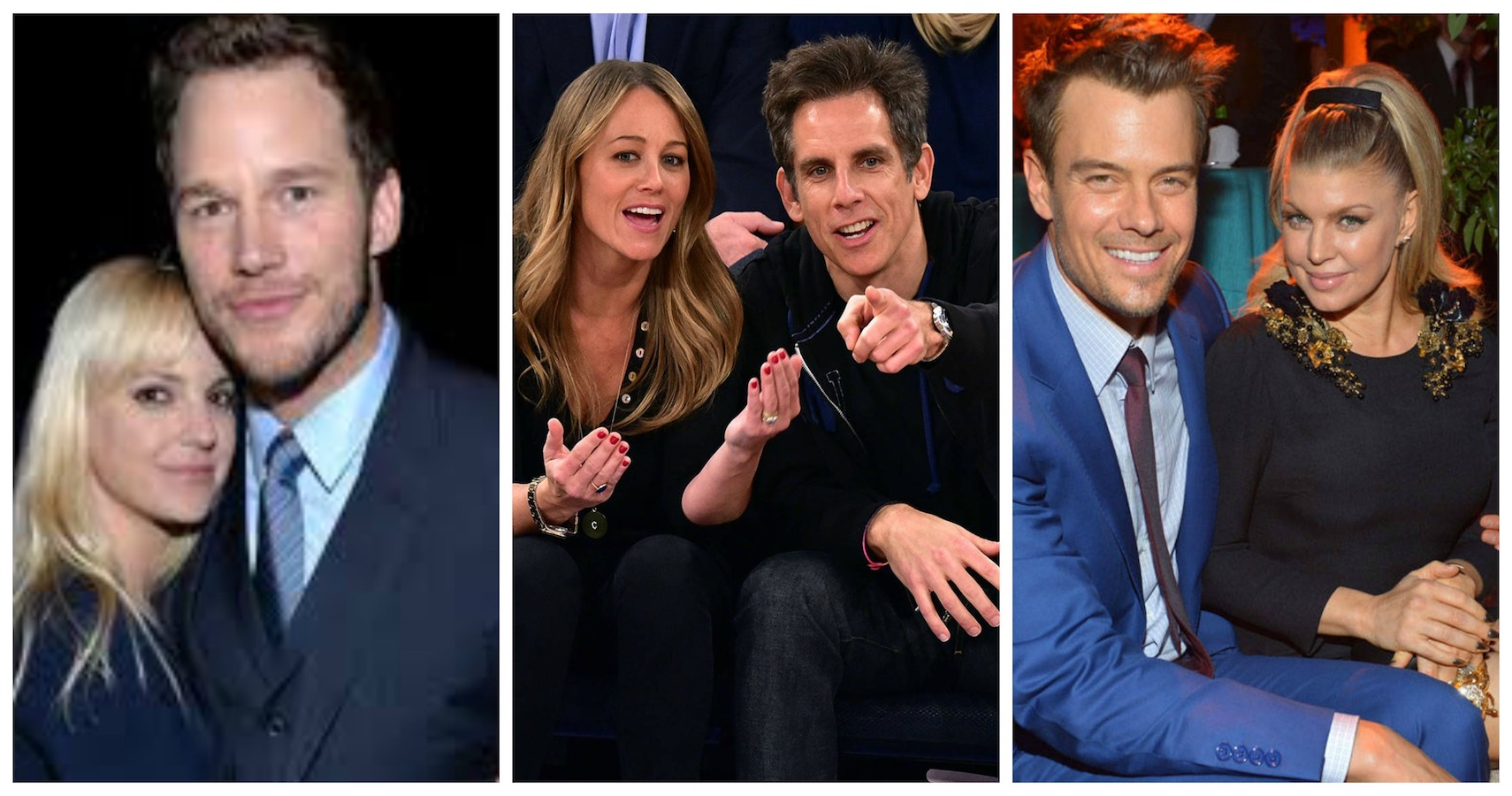 What celebrity couple are you facebook