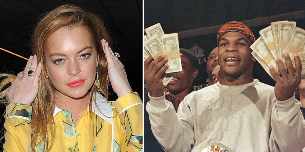 From Riches To Rags! 10 Celebrities Who Went SERIOUSLY ...