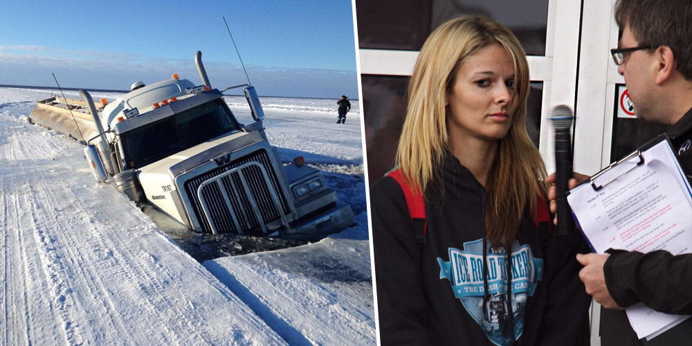 Lisa Kelly from Ice Road Truckers Husband Net Worth ...
