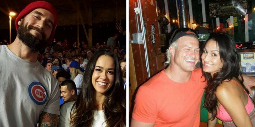 10 WWE Couples Whose Breakups Were Nasty (And 5 Who Continued To Work Together)