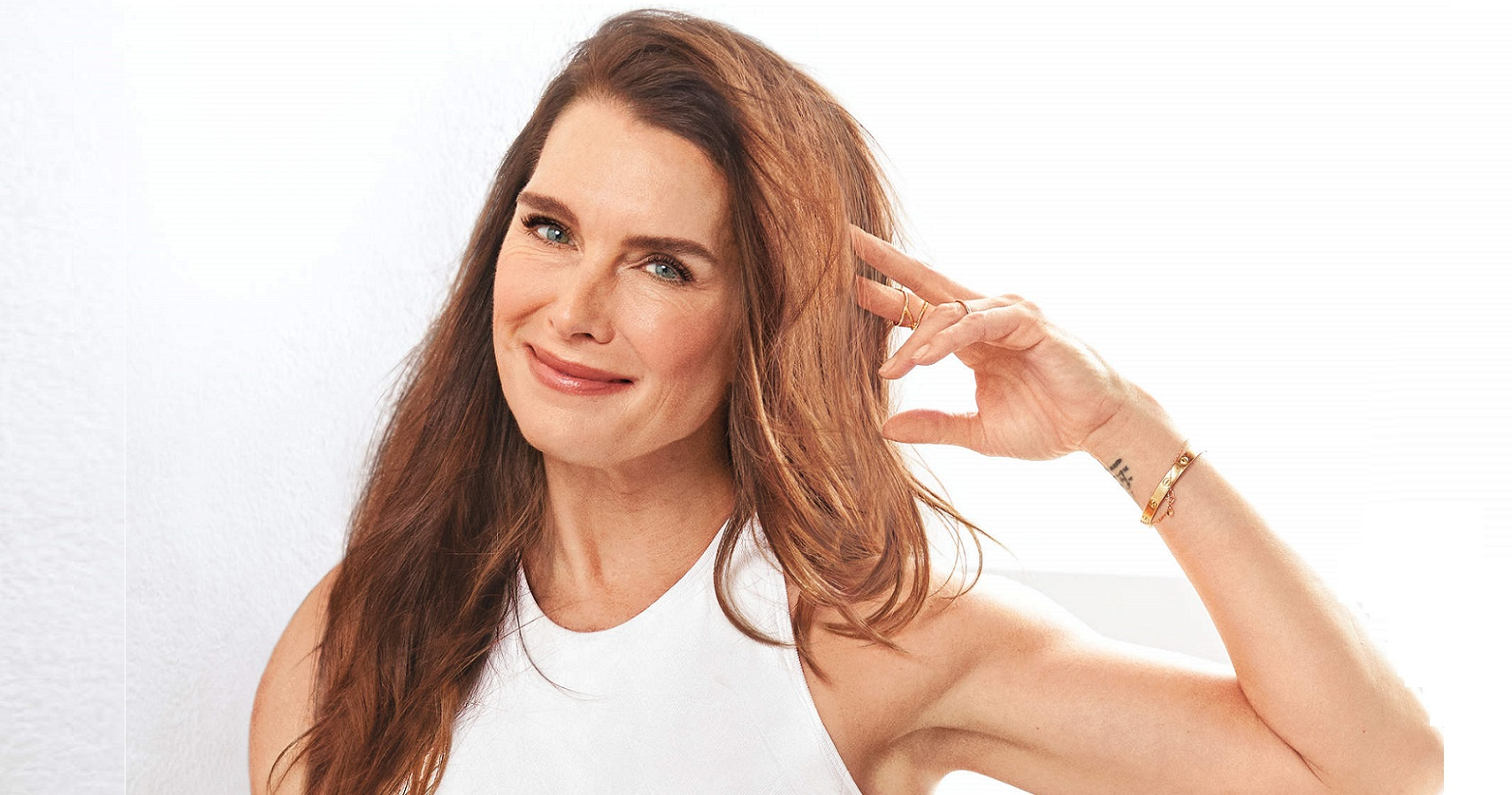 Brooke Shields Health Magazine Photos Prove Shes Still Steamy At 52-2611