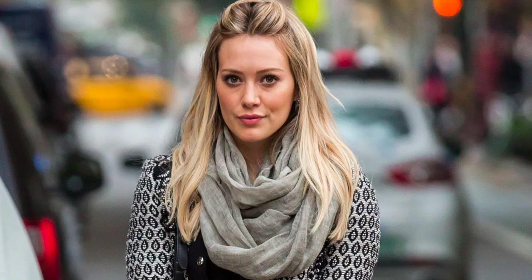 Hilary duff due date in Brisbane
