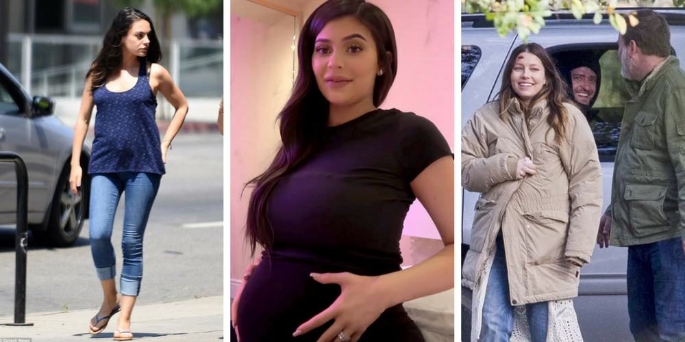 15 Celebs Who Had Us Guessing If They Were Pregnant