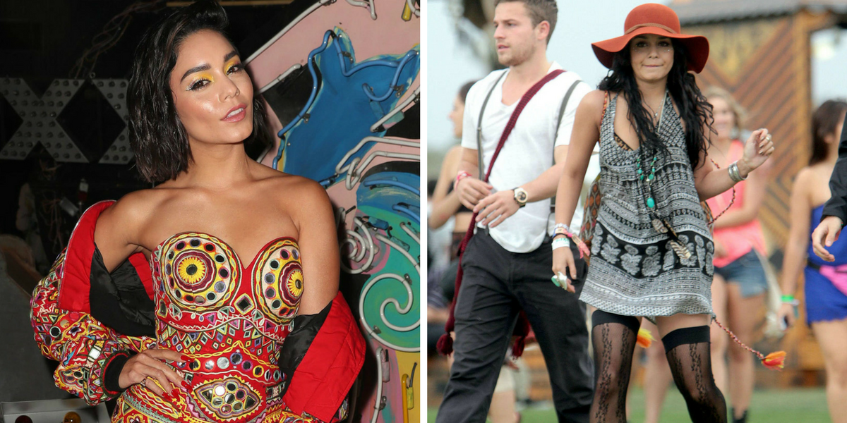 15 Vanessa Hudgens Fashion Looks That Were A Little Too Much