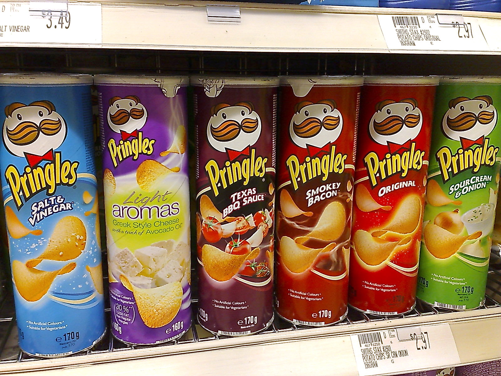 The Top 10 Bestselling Potato Chips   TheRichest
