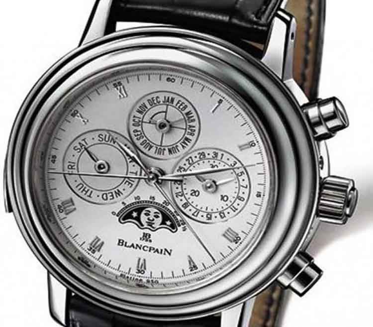 the 10 most expensive watches available therichest