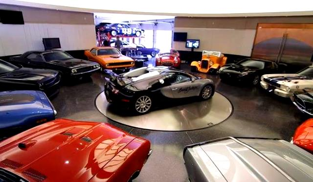 World S Best Garages : Top most expensive car garages in the world therichest