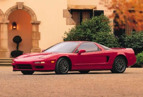 Awesome The Acura NSX Was A Mid Engine Car Built From 1990 To 2005 By The Japanese  Car Giant Honda. The Car Was Actually Known As The Honda NSX All Over The  World, ...
