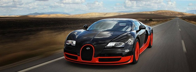 Fastest Quarter Mile Cars In The World