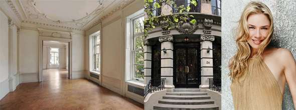 Renee zellweger twin apartments in nyc for Richest apartments in nyc