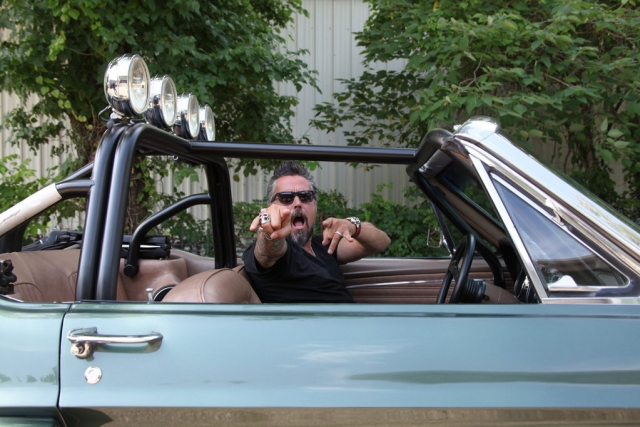 of the Game with PD from is richard rawlings from gas monkey married