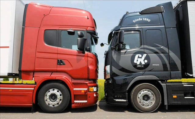 the most powerful trucks in the world