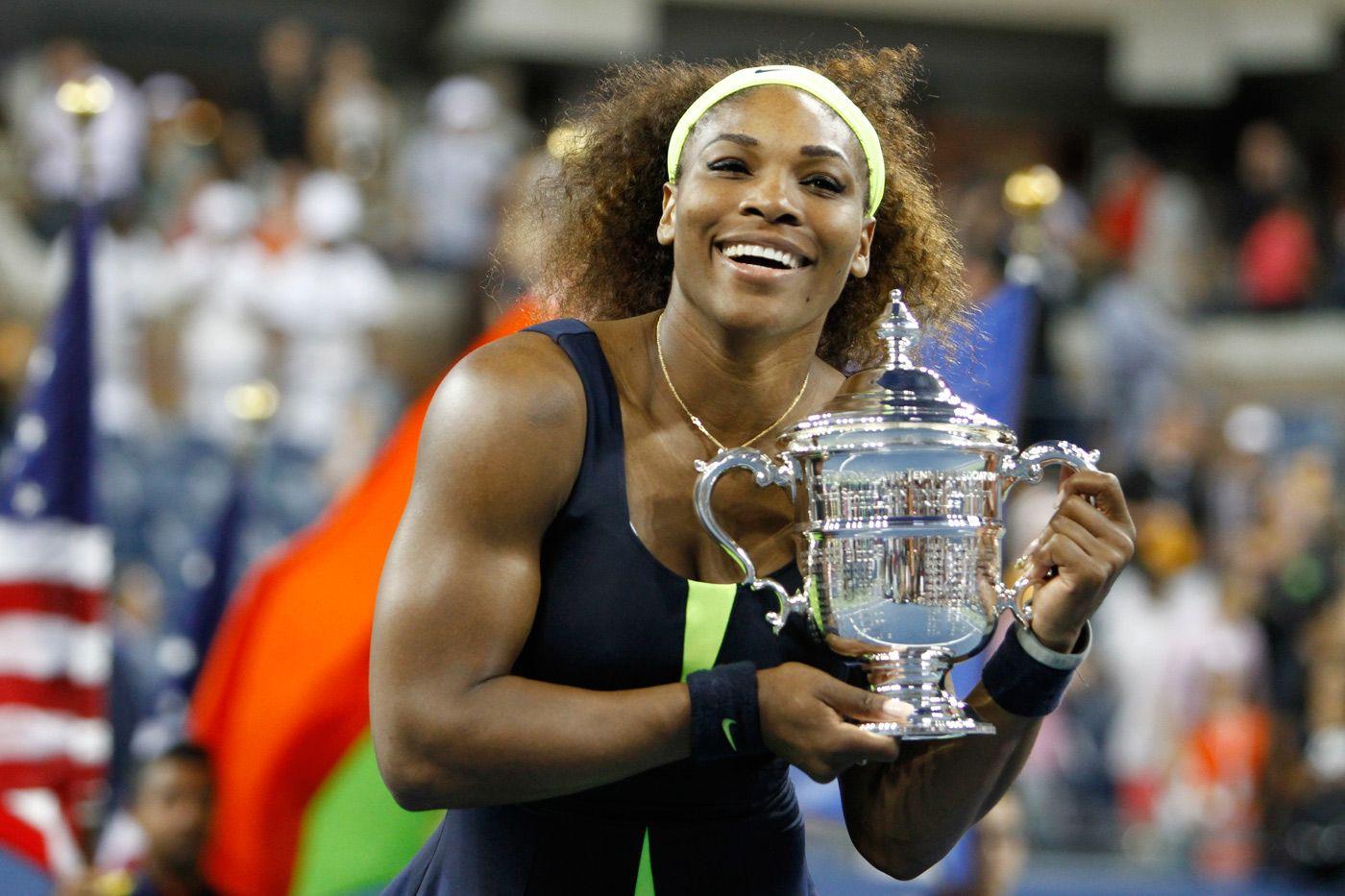 Serena Nude Photos 22