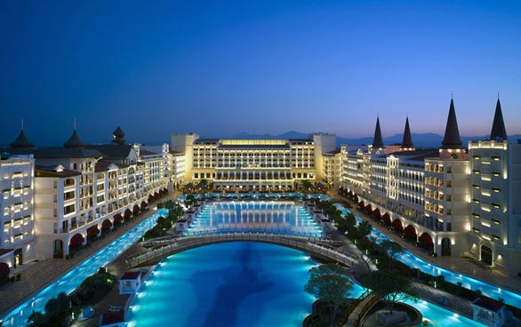 The Top Ten Most Expensive Hotels In The World