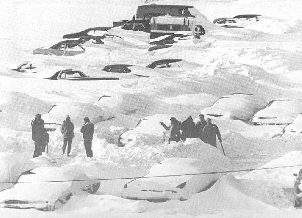 the top 10 biggest snowstorms ever recorded
