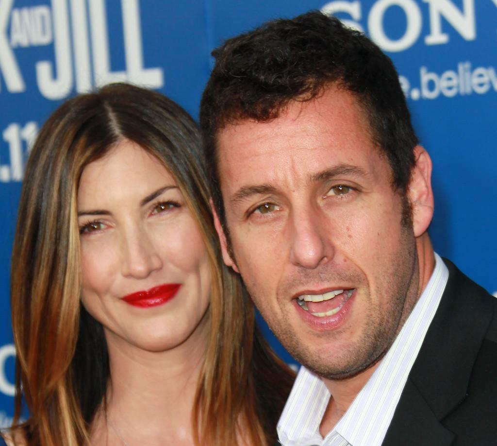 Adam Sandler Wife | Th...