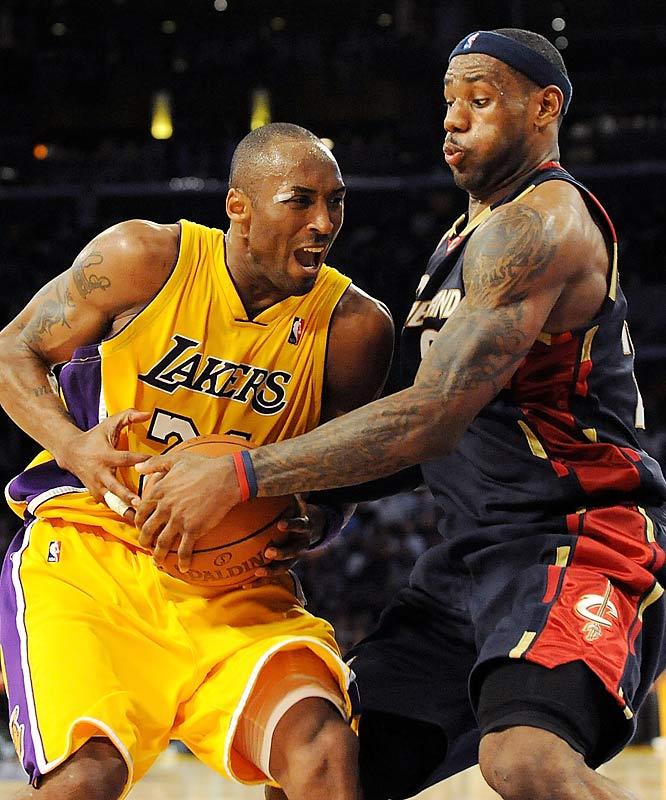 Kobe Bryant Rings