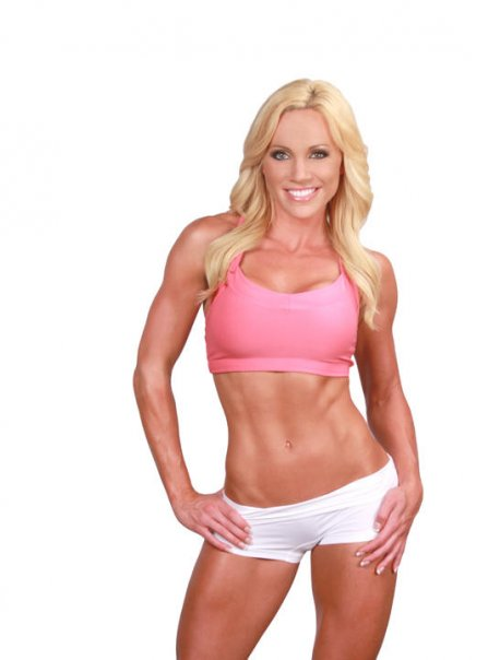 mindi Top 10 Sexiest Fitness Models in the World