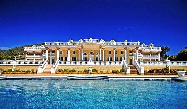The most expensive homes houses in america for Most expensive house in us