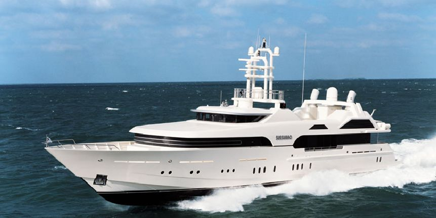 Roman Abramovich Megayachts Collection Therichest